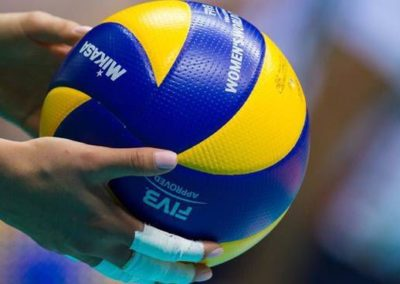 FASE COMPRENSORIALE PALLAVOLO SELECTED